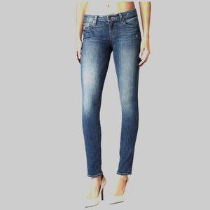 Paige Skyline Ankle Peg Jeans in Big Sur